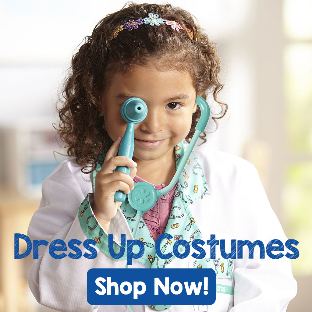 Shop - Dress Up Costumes