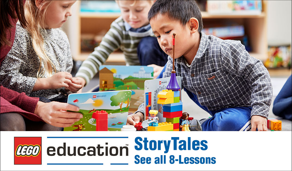 LEGO Lesson Plans - StoryTales