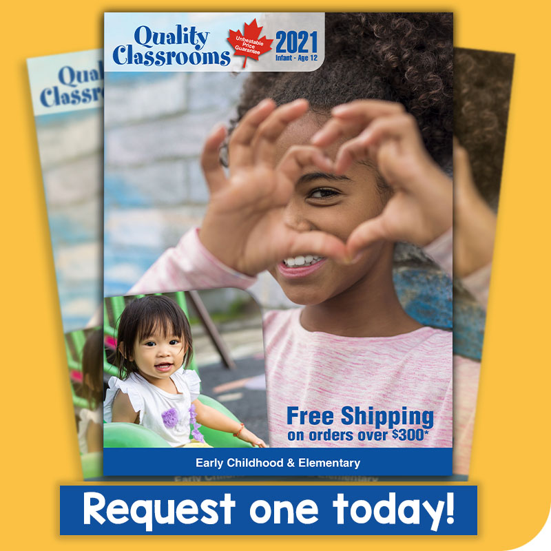 Request the Quality Classrooms 2021 Catalogue today!
