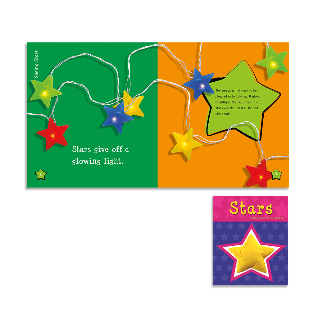 Shapes Books, Set of 5