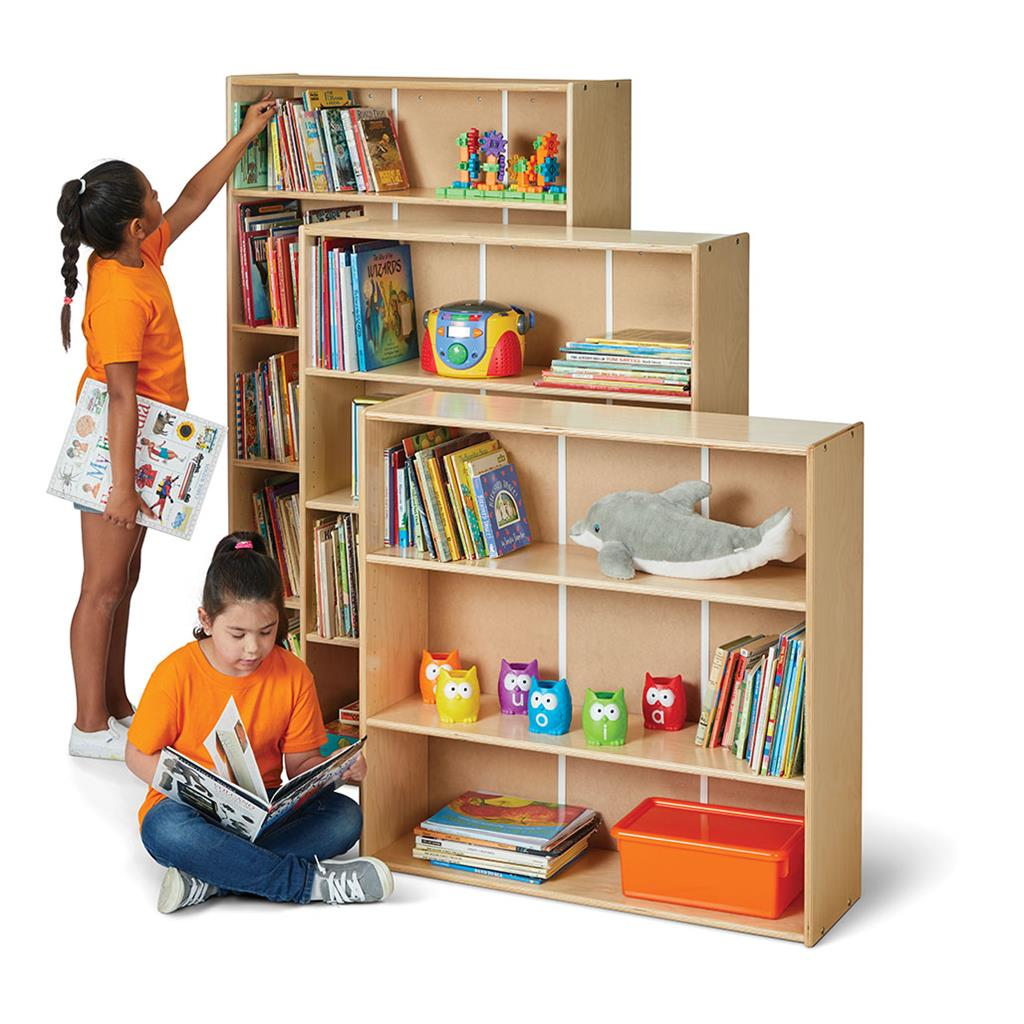 "Young Time Bookcase, 35-1/2"" High"