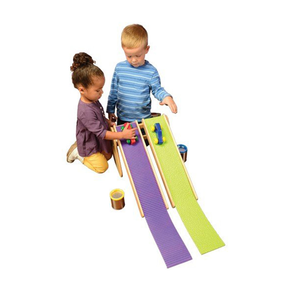 Race and Roll Ramp Set