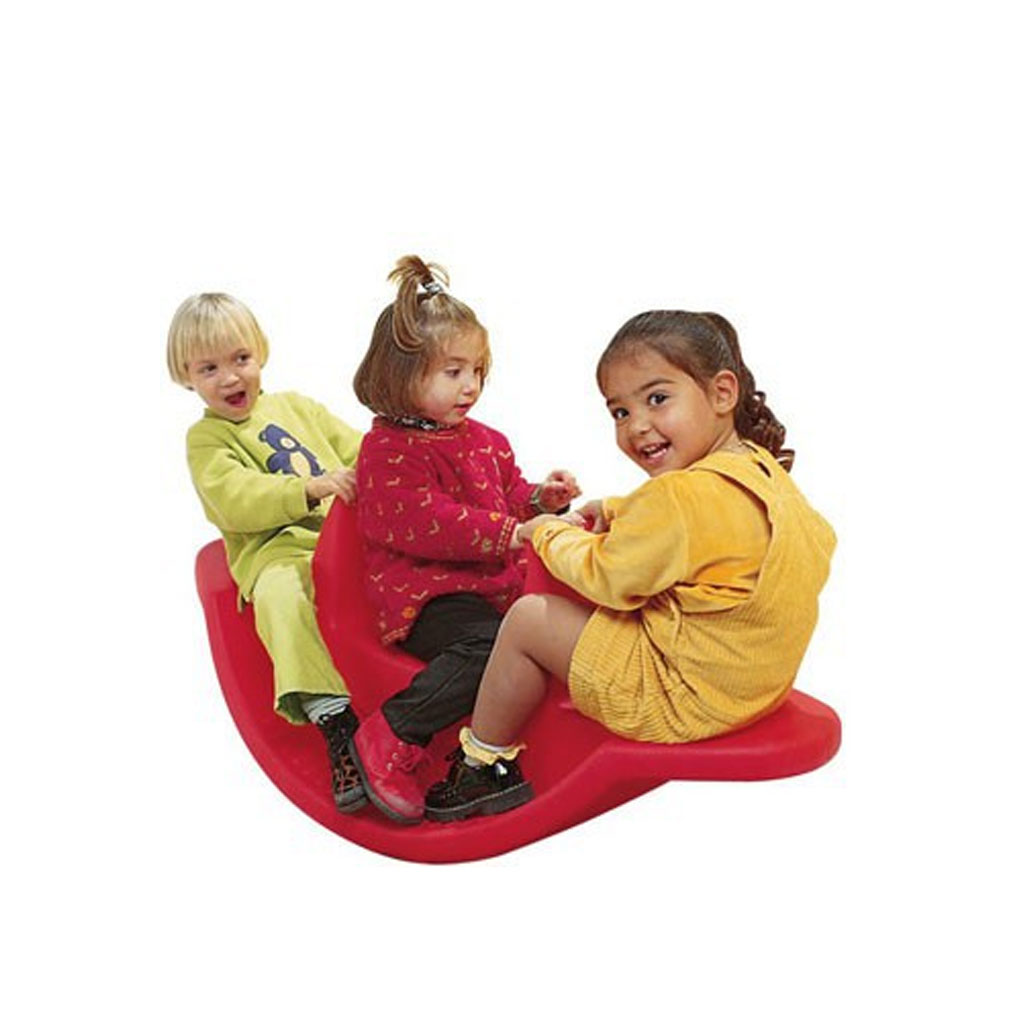 Mini-Seesaw, Red