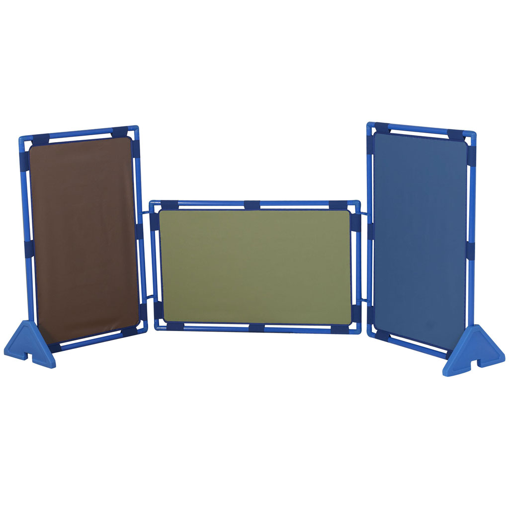 Cozy Woodland Rectangle PlayPanel Set, Set of 3