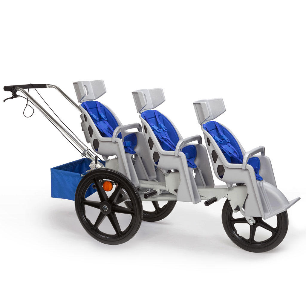 Runabout, 3 Seater, Spirit of Canada, Blue