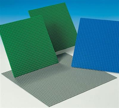 LEGO Baseplates, Large, 4 Pieces