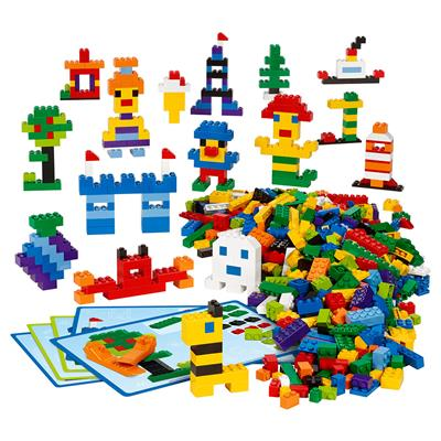 Creative LEGO Brick Set, 1,000 Pieces