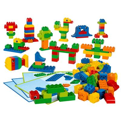 Creative LEGO DUPLO Brick Set, 160 Pieces