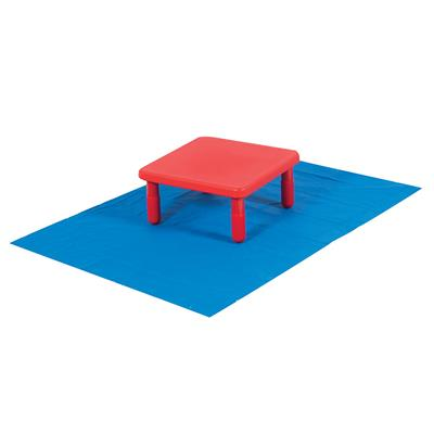 "Mess-N-Play Splash Mat, 50"" x 72"""
