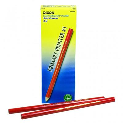 Primary Pencils, Set of 12