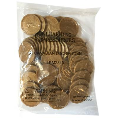 Loonies, 50 Pieces