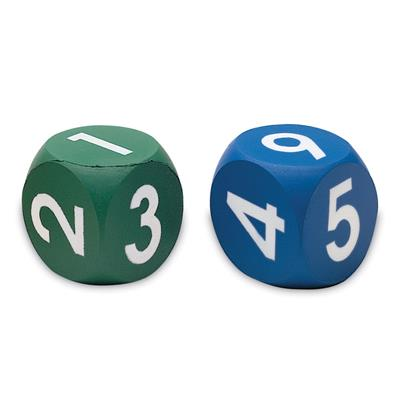 Numeral Dice, Set of 2
