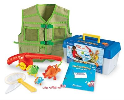 Pretend and Play Fishing Set