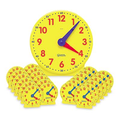 Big Time! Classroom Clock Kit