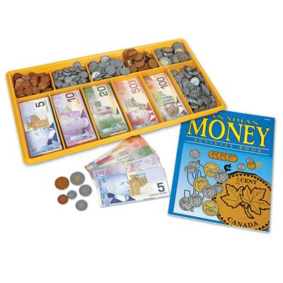 Money Pack with Tray