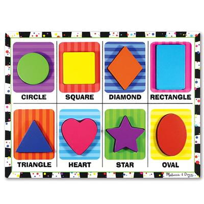 Shape Sorting Puzzles