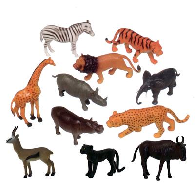 Wild Life Collection, Set of 11