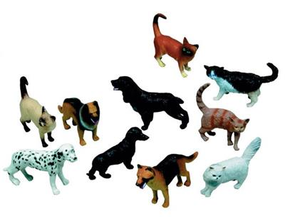 Pets Collection, Set of 10