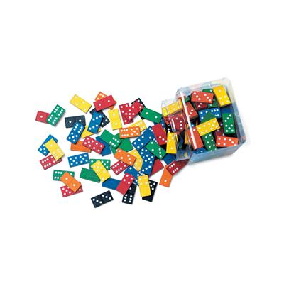 Double Six Dominoes, Set of 6