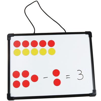 Magnetic Counters, 200 Pieces