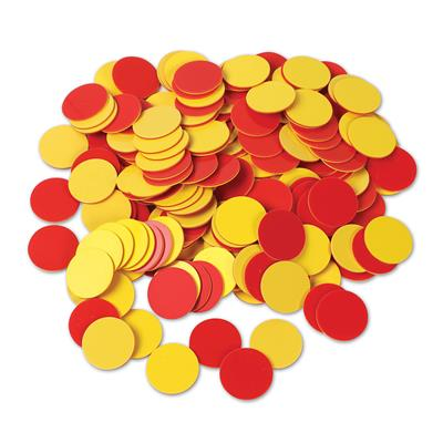Two-Colour Counters, Set of 200