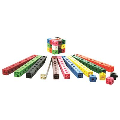 Hex-a-Link Cubes, Set of 100