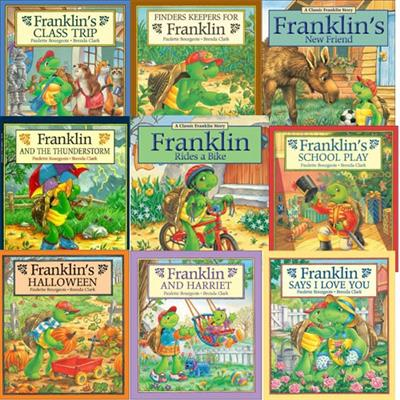 Franklin's Adventures-Set 2