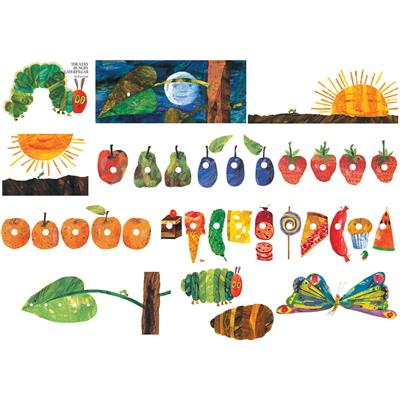 The Very Hungry Caterpillar Flannel Board Set
