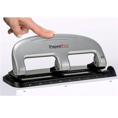Traditional Style 3-Hole Punch, 20 Sheet