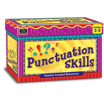 Punctuation Skills Cards