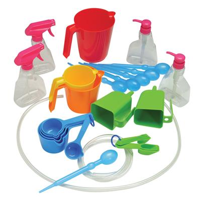 Measure and Pour Water Play Kit