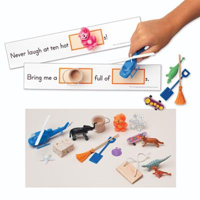 3D Sight Word Sentences, Grade 3