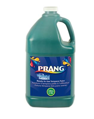 Prang Washable Liquid Tempera Paint, 3.8 L, Green
