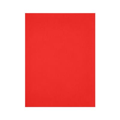 "Construction Paper, 9"" x 12"", Red, 48 Sheets"