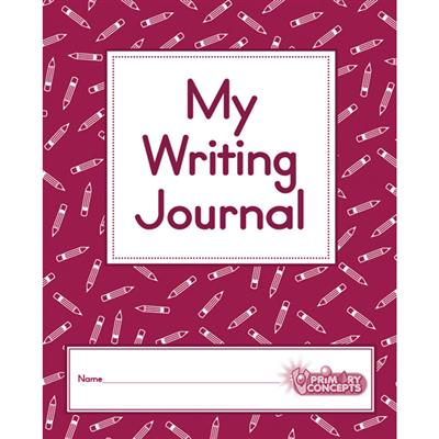 My Writing Journal, Set of 20