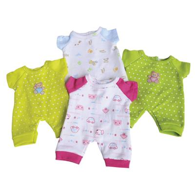 "Baby Doll Clothes, 10"" Dolls, Assorted"