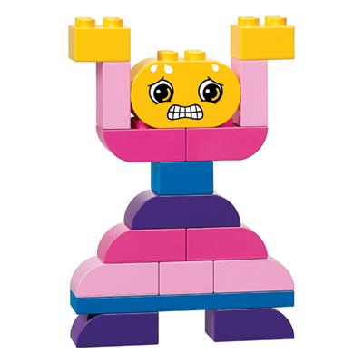 LEGO DUPLO Build Me Emotions, 188 Pieces