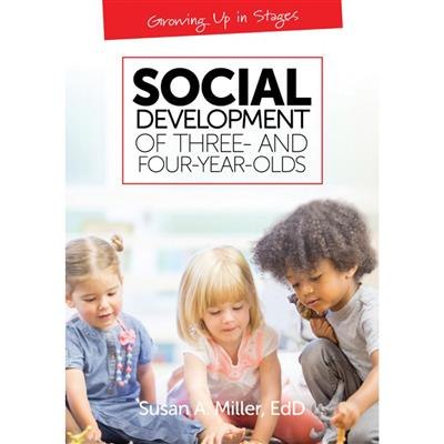Social Development of Three and Four Year Old's