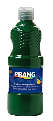 Prang Washable Liquid Tempera Paint, 473 ml, Green