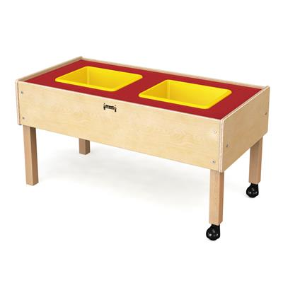 2 Tub Sensory Table, Toddler