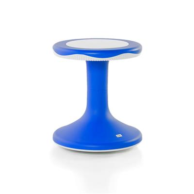 "Tilo Motion Stool, 15"" Seat Height, Blue"
