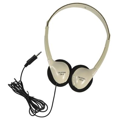 Multi Media Stereo/Mono Headphones