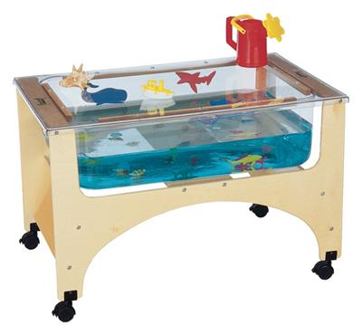 See Thru Sensory Table