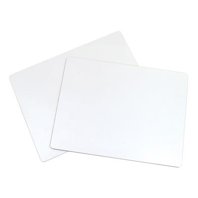 2-Sided Write and Wipe Boards, Set of 10
