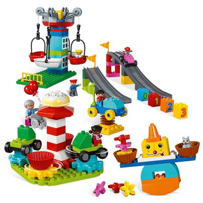 LEGO DUPLO STEAM Park, 295 Pieces
