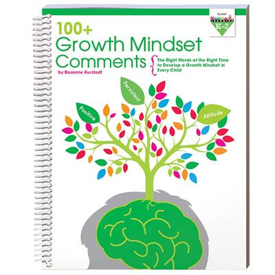 100+ Growth Mindset Comments, Grades K-2