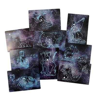 Constellation Cards, Set of 54