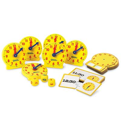About Time! Small Group Activity Set