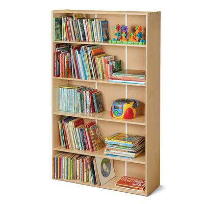 "Young Time Bookcase, 59-1/2"" High"
