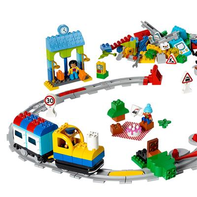 LEGO DUPLO Coding Express, 295 Pieces